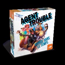 Agent Trouble – Voyage dans le temps!