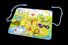 Zoo Magnet Maze